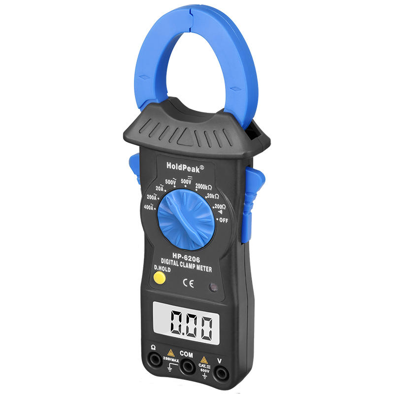 clamp meter , 500V digital multimeter, high voltage clamps  HP-6206