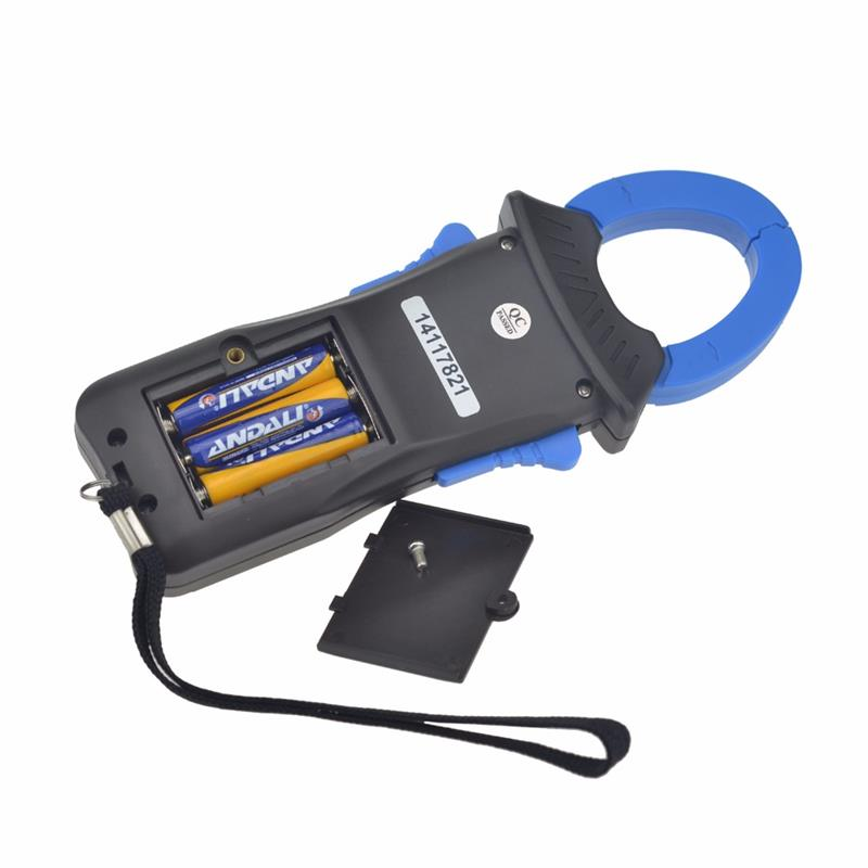 product-clamp meter , 500V digital multimeter, high voltage clamps HP-6206-HoldPeak-img