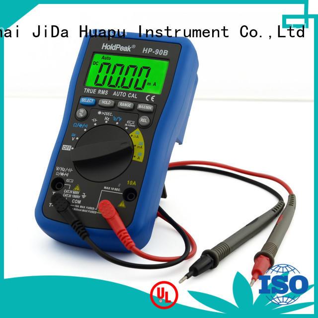 multimeter usb resistance for measurements HoldPeak