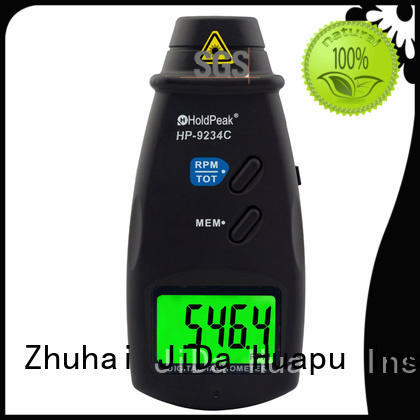 HoldPeak range digital laser tachometer Supply for electric fans