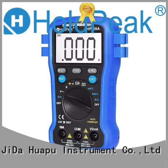 HoldPeak Custom basic digital multimeter for business for electronic