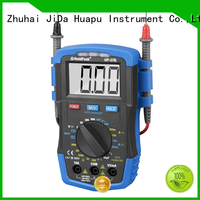 anti-dropping tester digital multimeter equipment overseas market for electrical