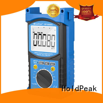 HoldPeak resistance insulation multimeter manufacturers for measurements