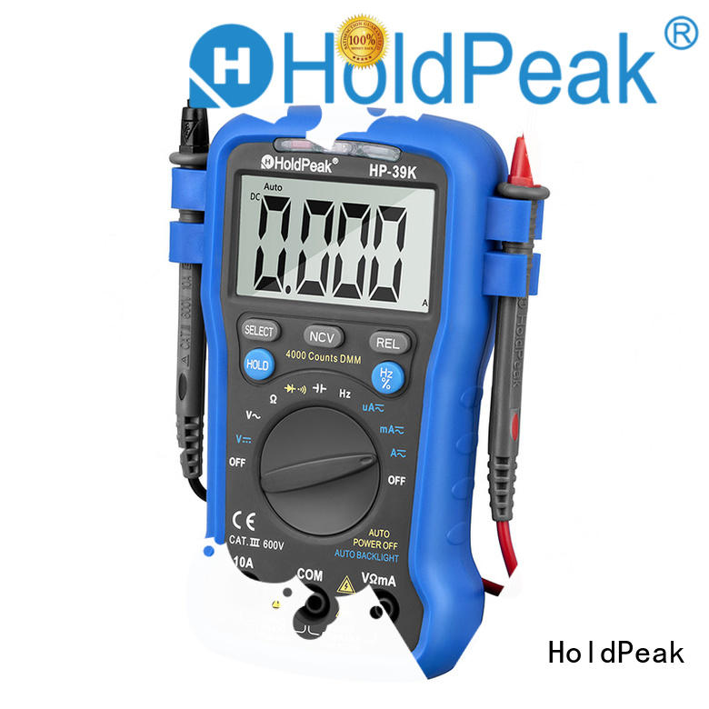 New test multimeter manual for business for electronic