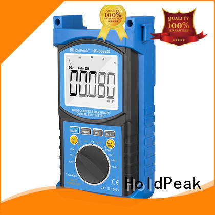 HoldPeak autovarying commercial electric multimeter for business for electrical