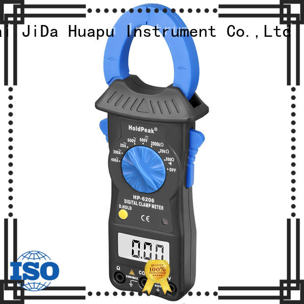 HoldPeak low cheap clamp meter company for smelting