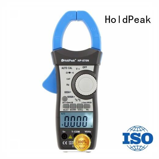 HoldPeak 500v clamp meter temperature Suppliers for national defense
