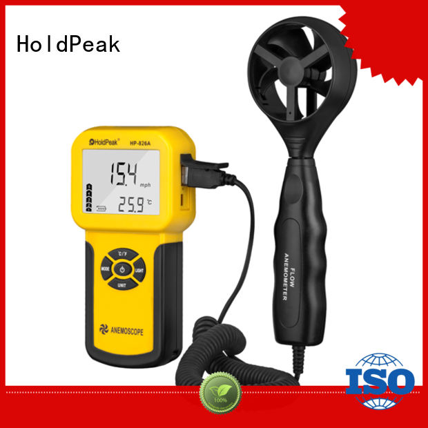HoldPeak app wind anemometer for sale Suppliers for manufacturing