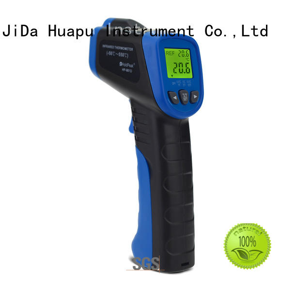 noncontact ir temperature gun for inspection