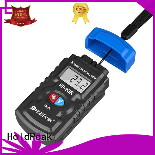 HoldPeak beautiful appearance laboratory hygrometer factory for testing