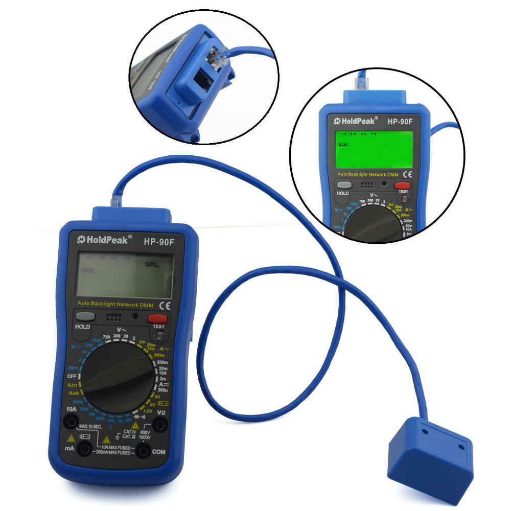 High-quality digital battery voltage meter backlight for business for physical-3