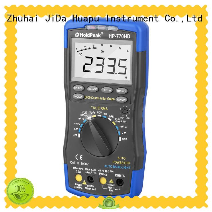 HoldPeak diy electronic multimeter Supply for testing