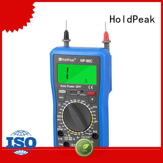 HoldPeak digital multimeter manual Suppliers for physical