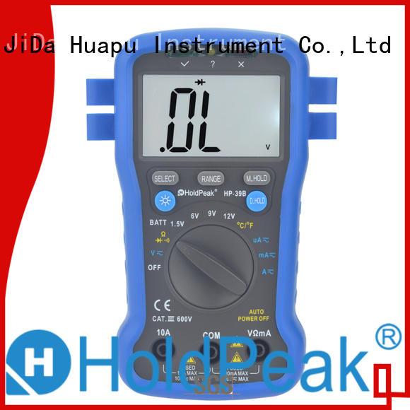 HoldPeak tester pen multimeter factory for testing