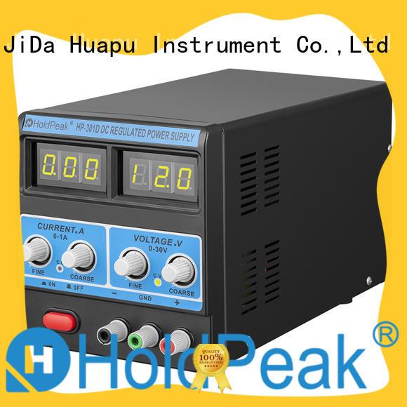 HoldPeak Custom 12vdc 100ma power adapter for business for national defense