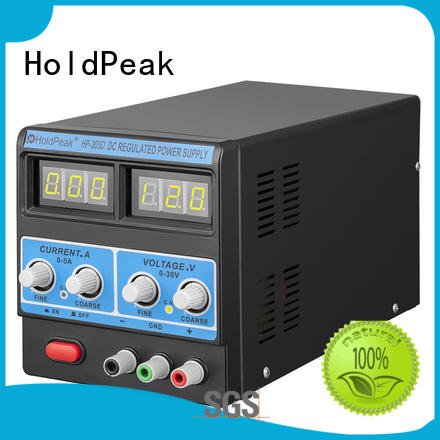 HoldPeak hp305d universal dc power cord factory for petroleum refining industry