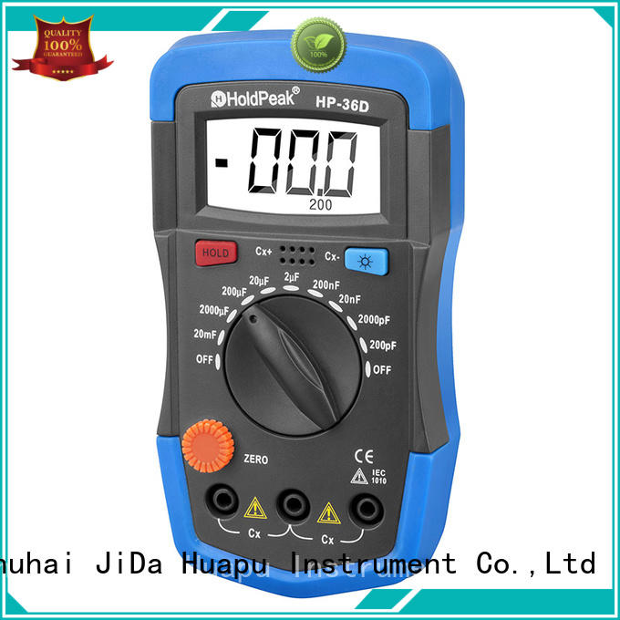 HoldPeak diodehfe multimeter usb manufacturers for electronic