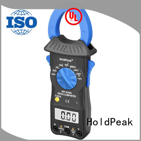 HoldPeak fashion design dc clamp meter factory for smelting