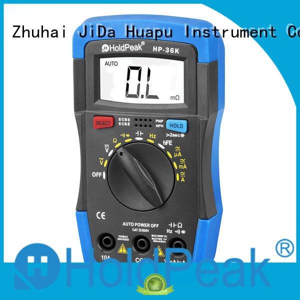 HoldPeak reading standard multimeter Suppliers for measurements