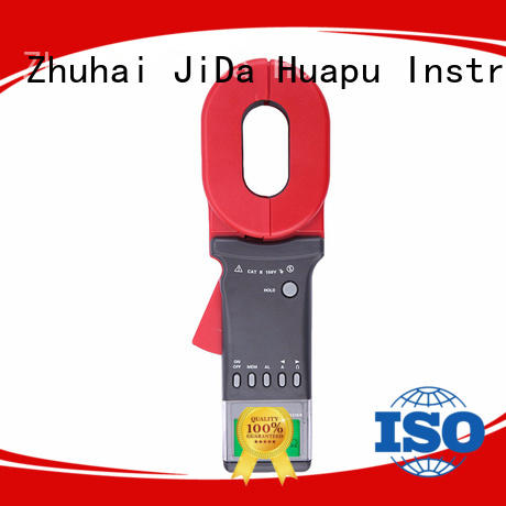 beautiful appearance clamp on ground tester clamp Suppliers for industrial electrical equipment industry