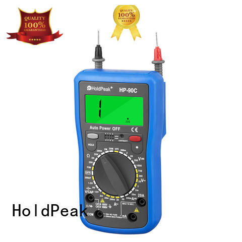HoldPeak new arrival multitester manual Suppliers for electrical