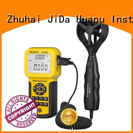HoldPeak Custom ultrasonic anemometer working principle for business for communcations