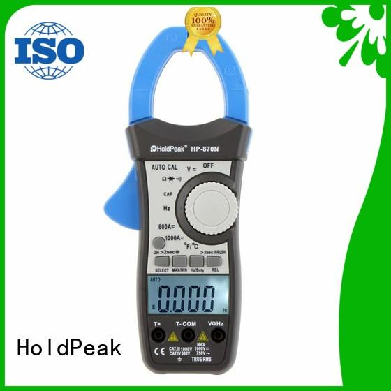 HoldPeak ma dc clamp meter manufacturers for petroleum refining industry