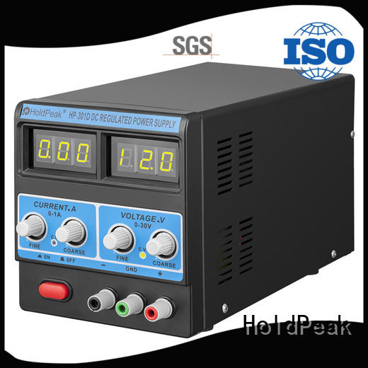 HoldPeak in different models small ac to dc power supply for business for electricity chemical industries