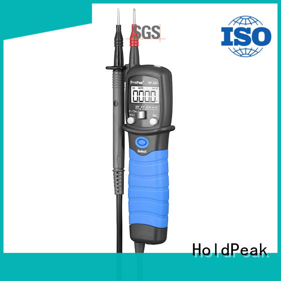 HoldPeak hp90epd digital volt ohm meter for business for testing