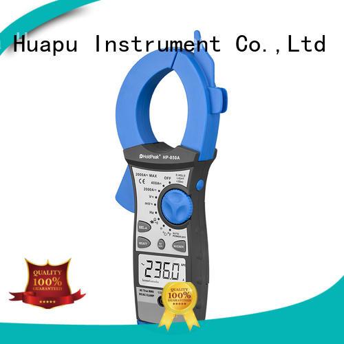 clamp meter  AC&DC digital clamp meter HP-850A