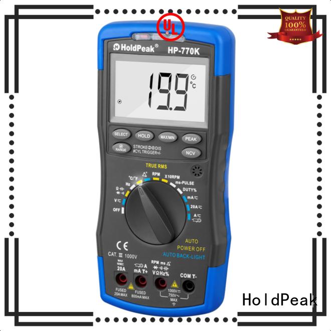 HoldPeak quantity engine gauges manufacturers