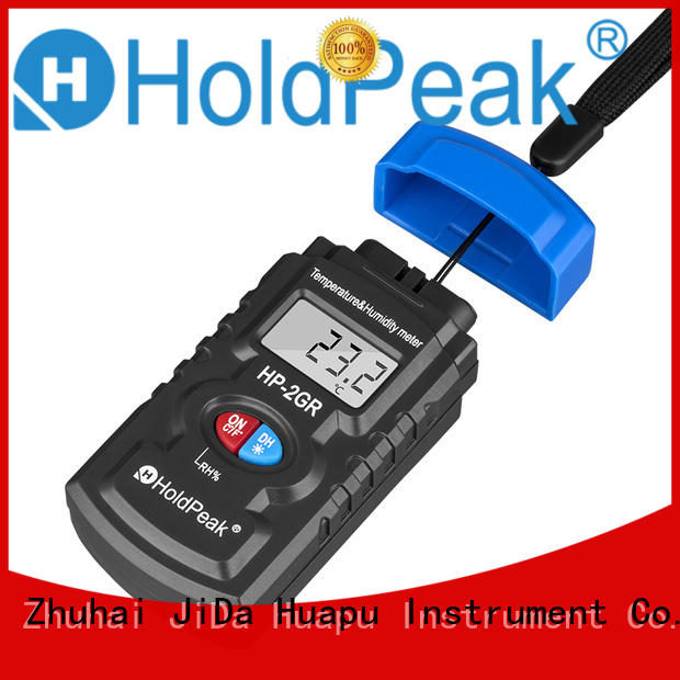 HoldPeak best temperature humidity monitor factory for maintenance