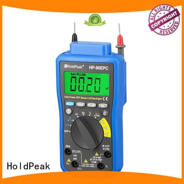 HoldPeak portable best multimeter selecttrue for measurements
