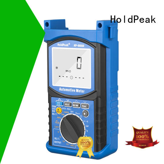 HoldPeak analyzer vehicle analyser for business for testing