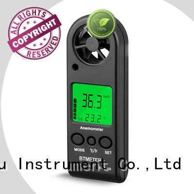 HoldPeak high reputation handheld anemometer for manufacturering for communcations