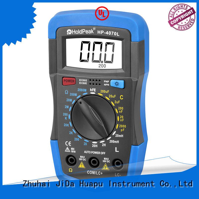 excellent digital multimeter low price capacitance manufacturers for measurements