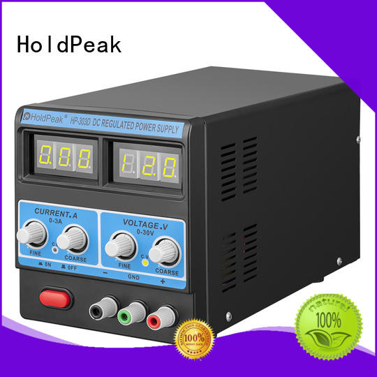 adjustable power supply adjustable for electricity chemical industries HoldPeak