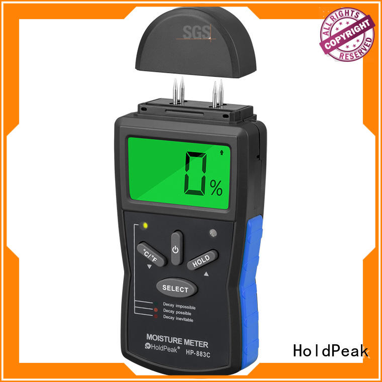 HoldPeak grain moisture tester for sale Suppliers for electrical