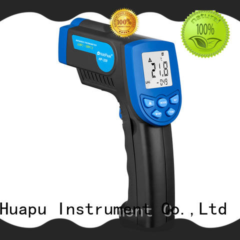 HoldPeak automatic point and shoot laser thermometer Suppliers for customs