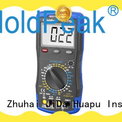 temperature pen type multimeter supplier for measurements HoldPeak
