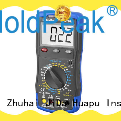 temperature pen type multimeter supplier for measurements HoldPeak