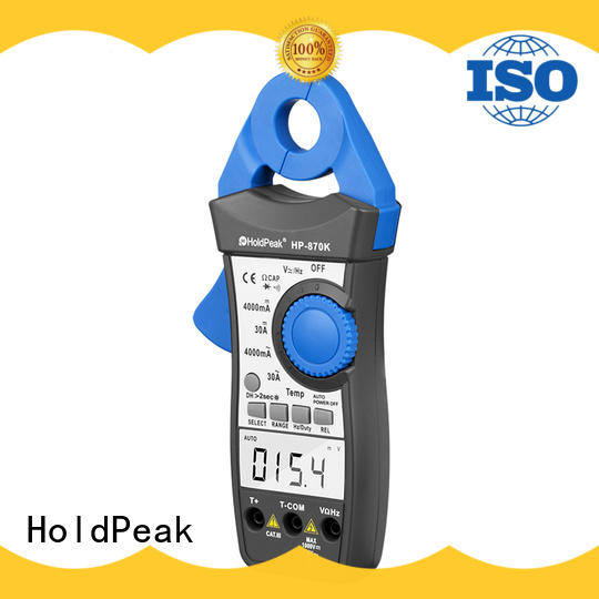 power clamp meter hp6206 for petroleum refining industry HoldPeak