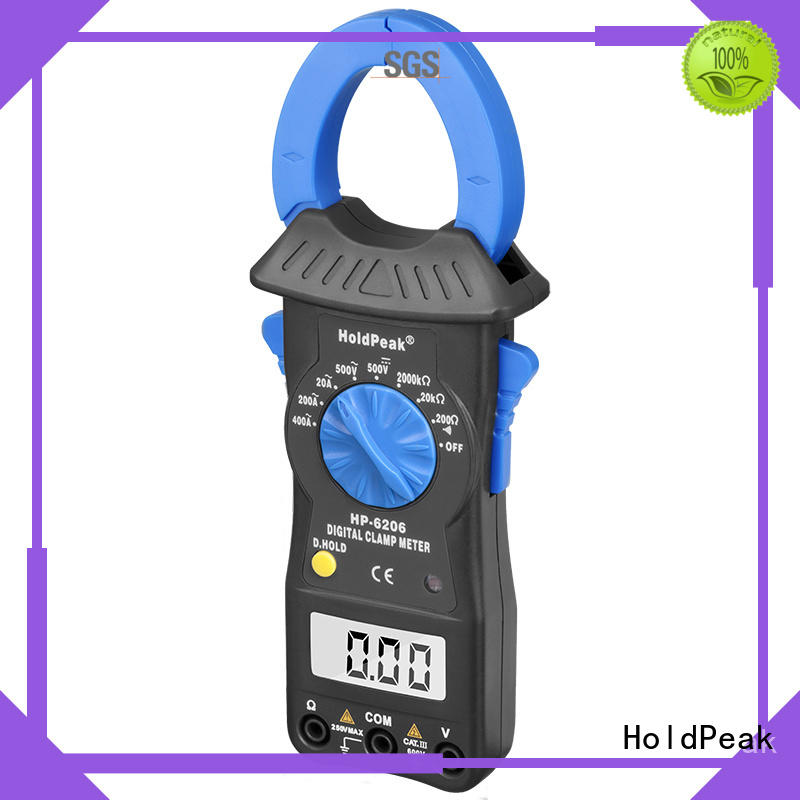 HoldPeak digital low amp current probe Suppliers for electricity chemical industries