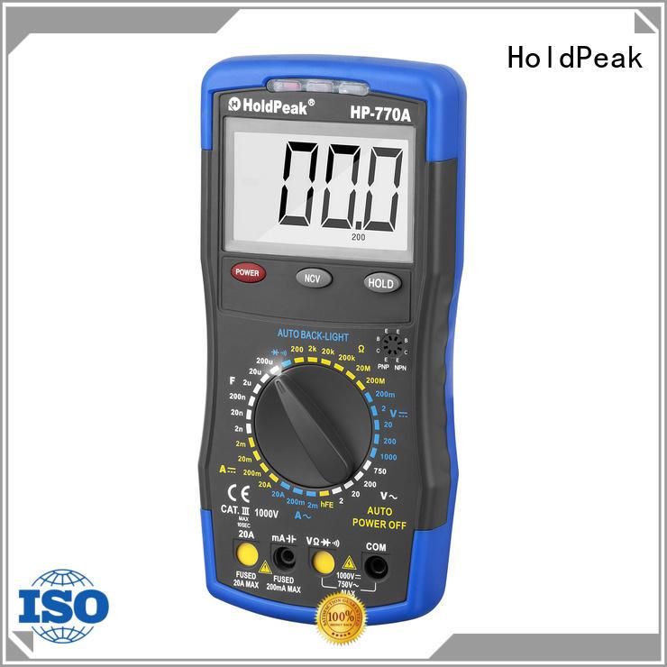 hot-sale automotive digital voltmeter multirange for business for electrical