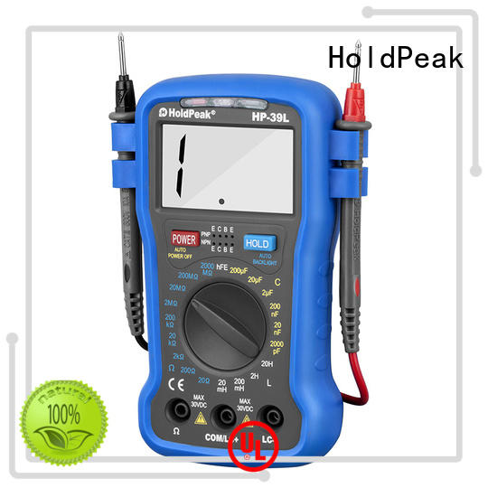 HoldPeak how to use a digital multimeter to test voltage company for physical