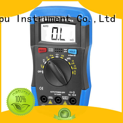 digital clamp tester