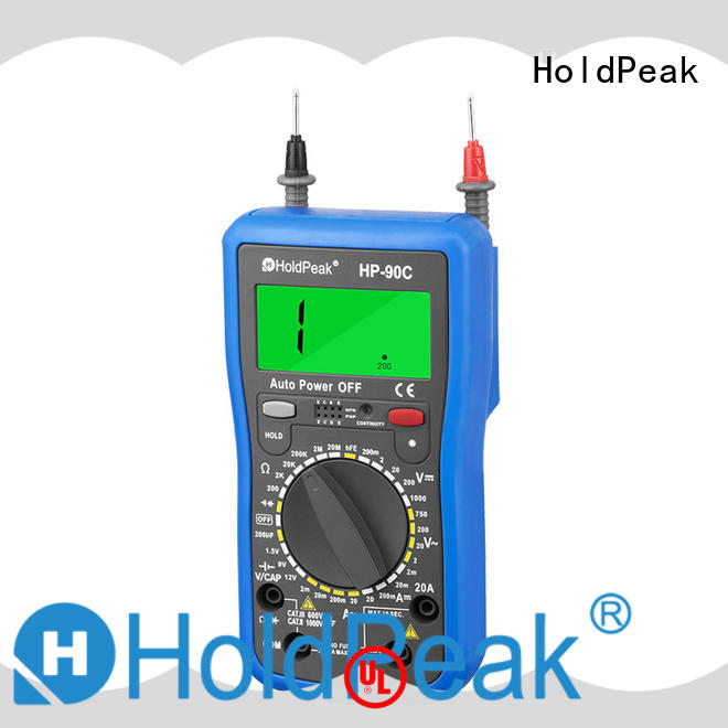 HoldPeak portable electronic multi tester for business for electrical