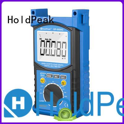 HoldPeak excellent multitester digital display for electrical