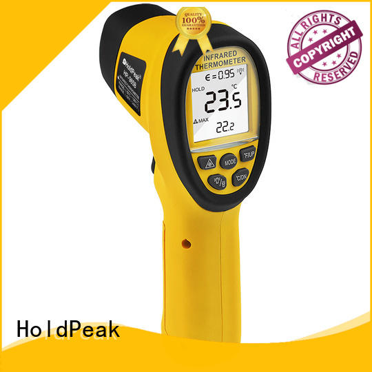 HoldPeak hp985c thermometer non contact infrared manufacturers for military