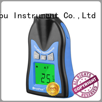 target infrared thermometer temperature gun from China for customs HoldPeak